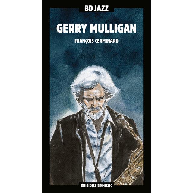 Couverture de BD Music Presents Gerry Mulligan
