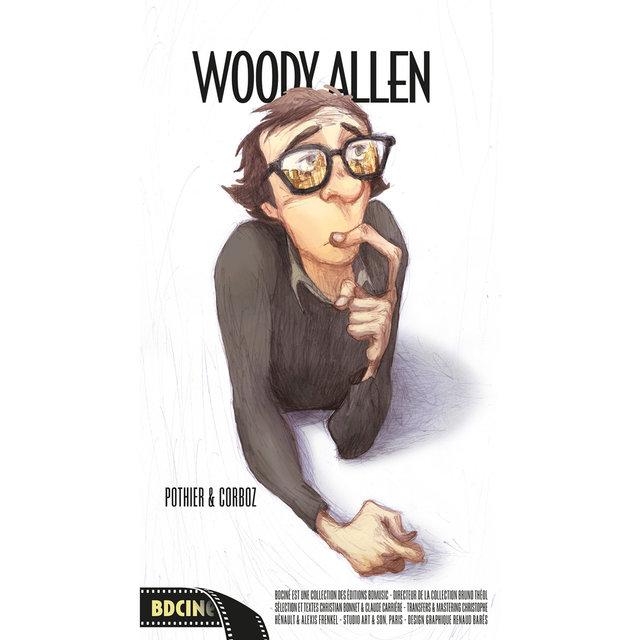 Couverture de BD Music Presents Woody Allen's Movies, Vol. 1
