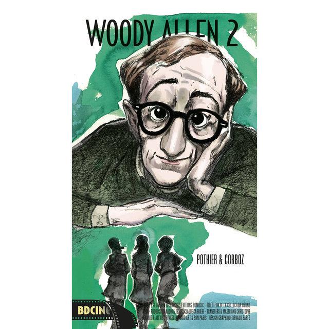 Couverture de BD Music Presents Woody Allen's Movies, Vol. 2