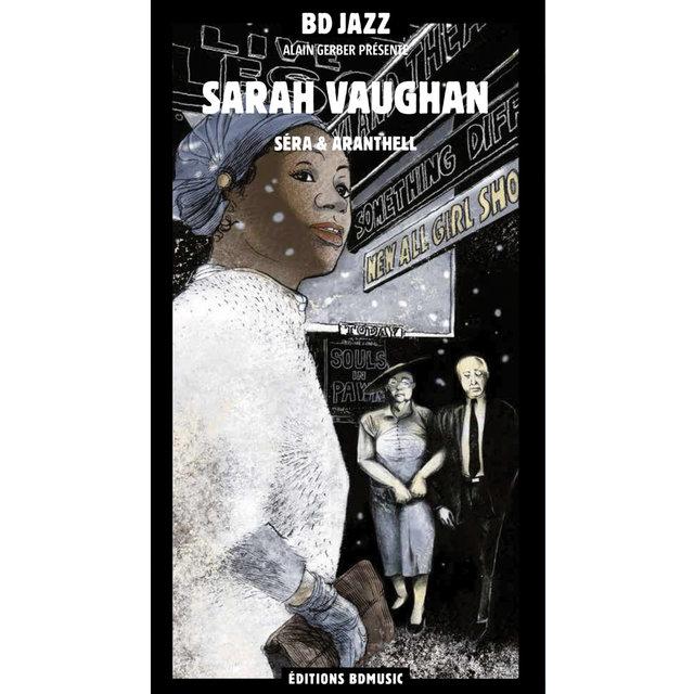 Couverture de BD Music Presents Sarah Vaughan