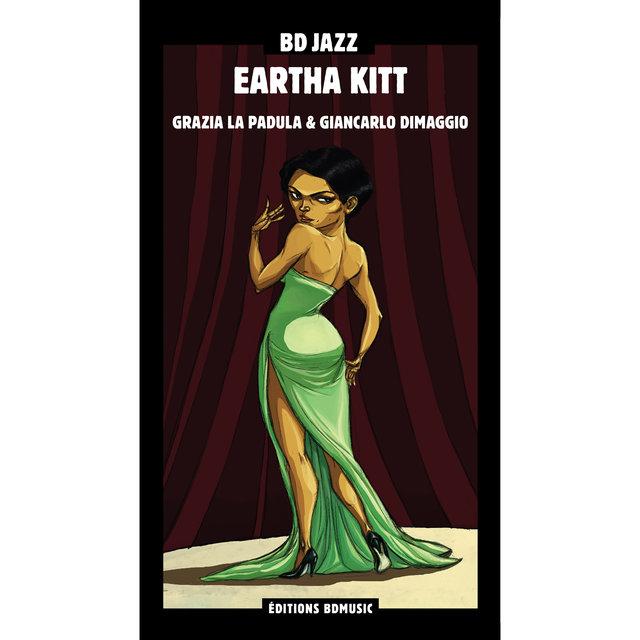 Couverture de BD Music Presents Eartha Kitt