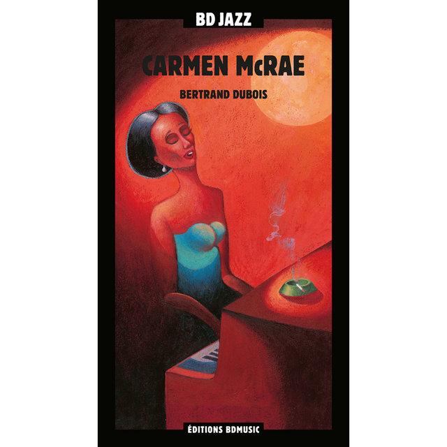 Couverture de BD Music Presents Carmen McRae