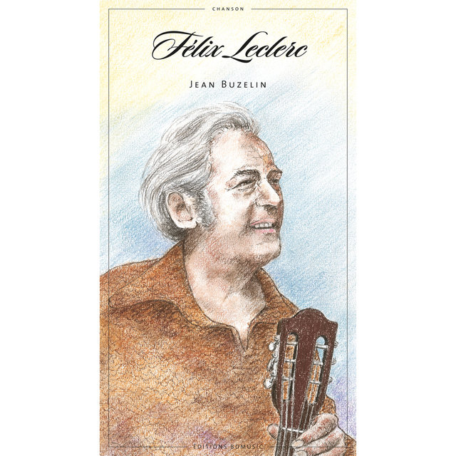Couverture de BD Music Presents Felix Leclerc