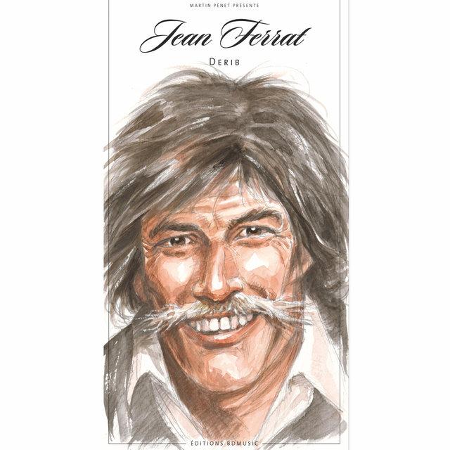 Couverture de BD Music Presents Jean Ferrat