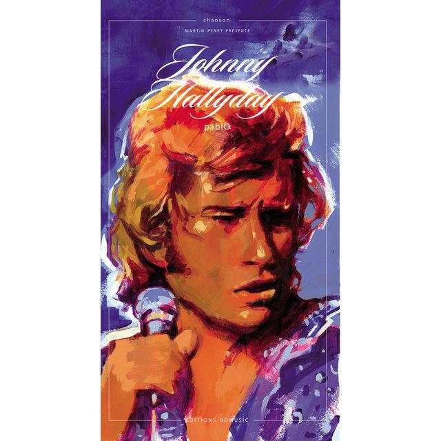 Couverture de BD Music Presents Johnny Hallyday