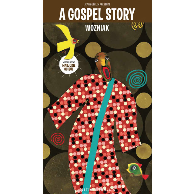 "Couverture de BD Music & Wozniak Present ""A Gospel Story"""