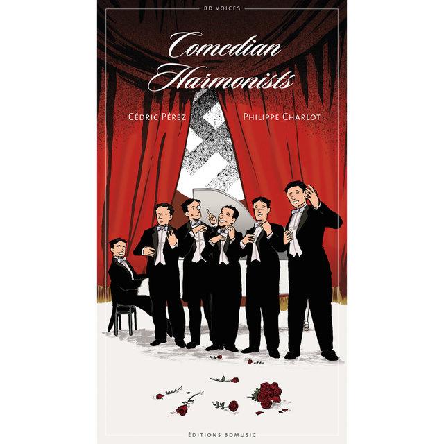 Couverture de BD Music Presents Comedian Harmonists