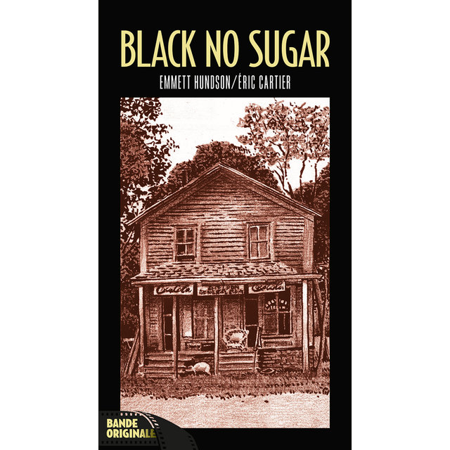 Couverture de BD Music Presents Black No Sugar