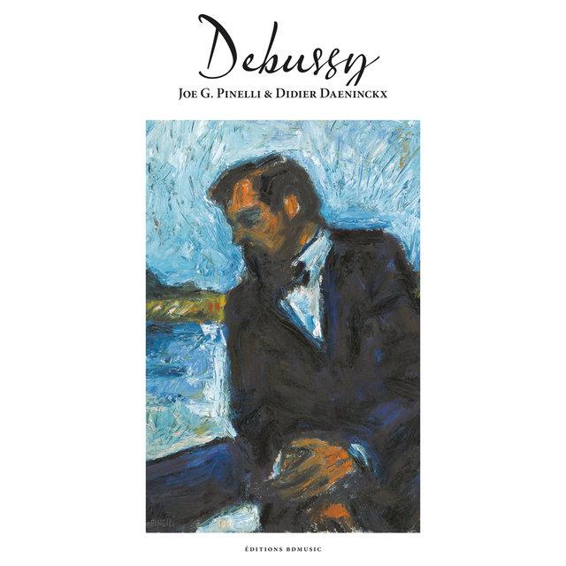 Couverture de BD Music Presents Debussy