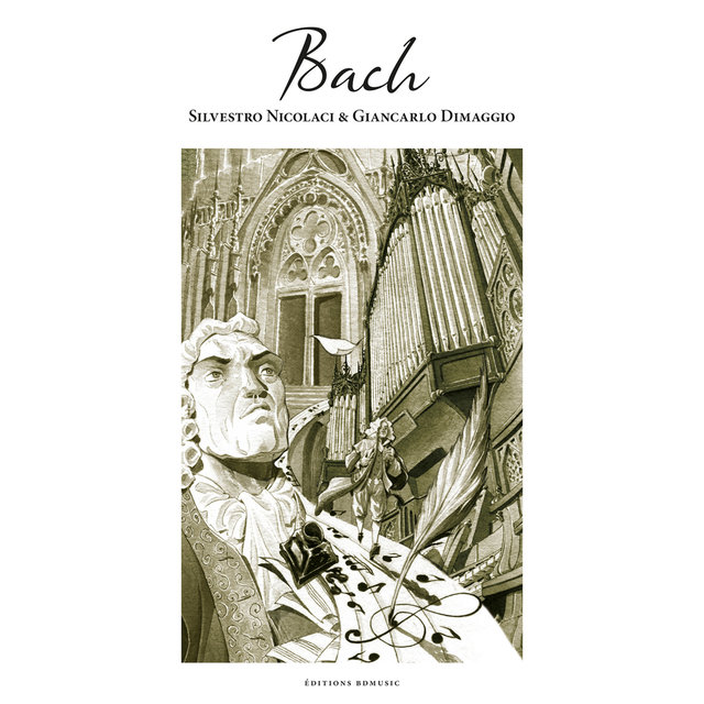 BD Music Presents J.S. Bach