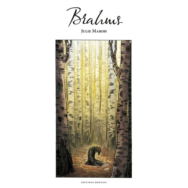 Couverture de BD Music Presents Brahms