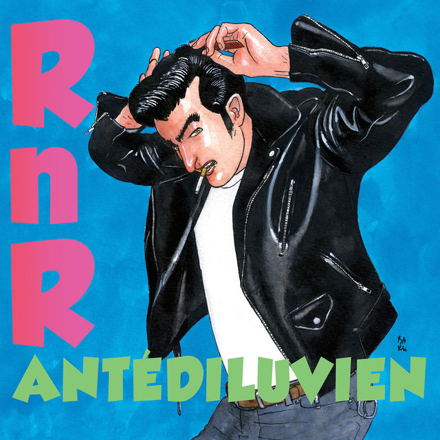 BD Music Presents Rock'n'Roll antédiluvien