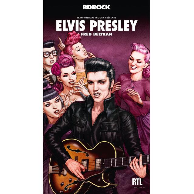 Couverture de RTL & BD Music Present Elvis Presley