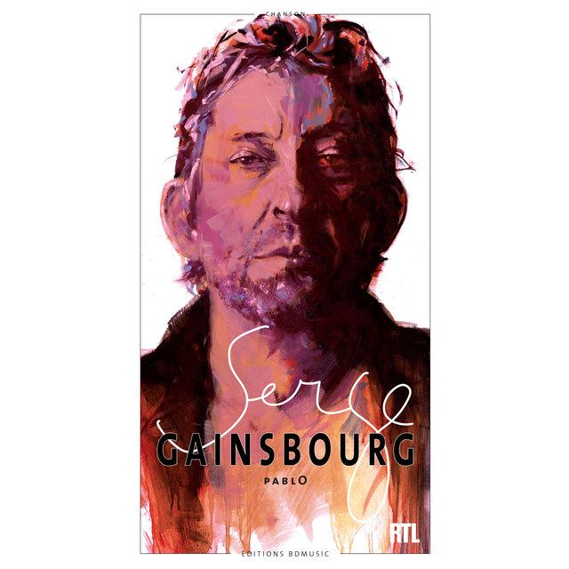 Couverture de RTL & BD Music Present Serge Gainsbourg