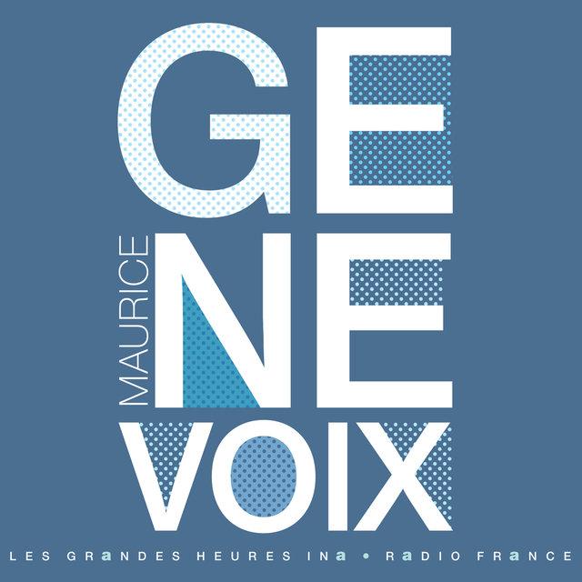 Couverture de Maurice Genevoix, l'harmonie retrouvée