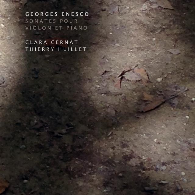 Couverture de George Enescu: Sonates pour violon et piano