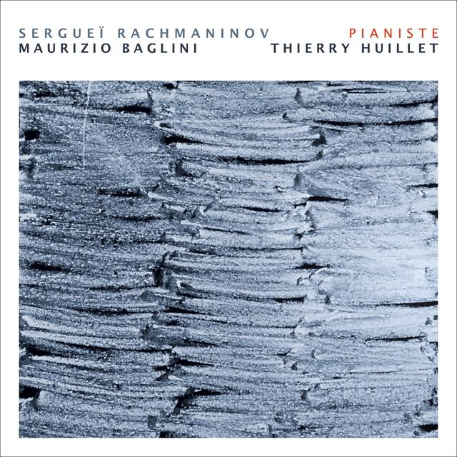 Couverture de Rachmaninoff: Pianiste