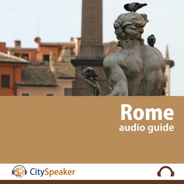 Rome - Audio Guide CitySpeaker (Français)