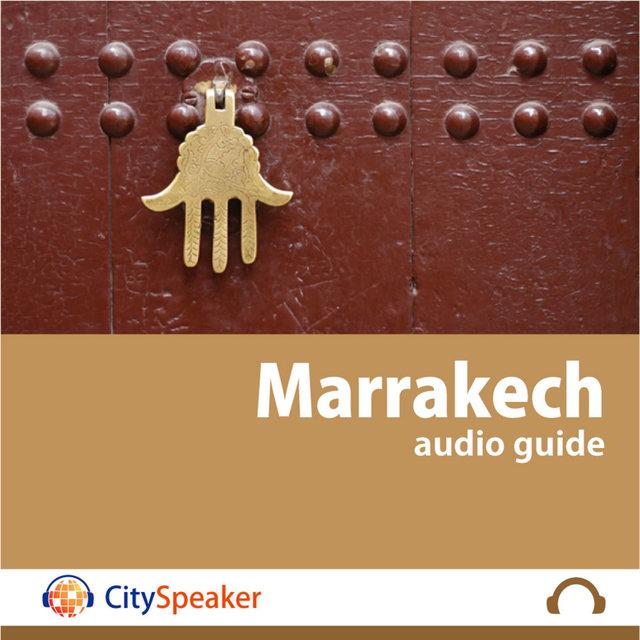 Marrakech - Audio Guide CitySpeaker
