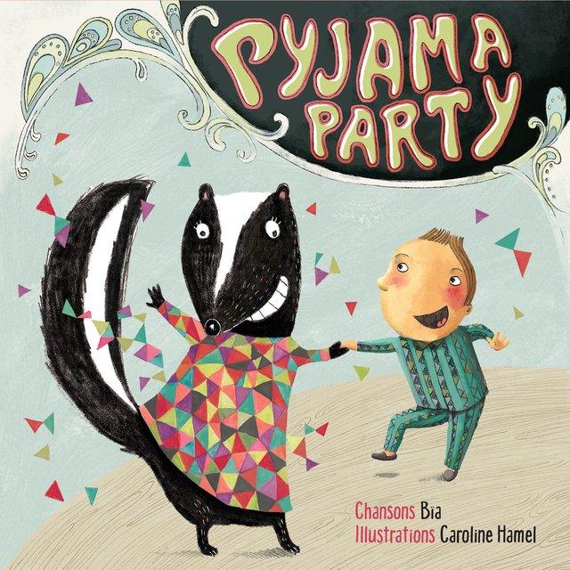 Couverture de Pyjama Party