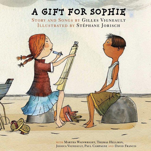 Couverture de A Gift for Sophie