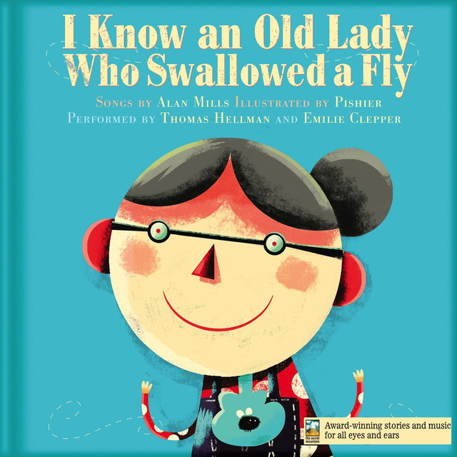Couverture de I Know an Old Lady Who Swallowed a Fly