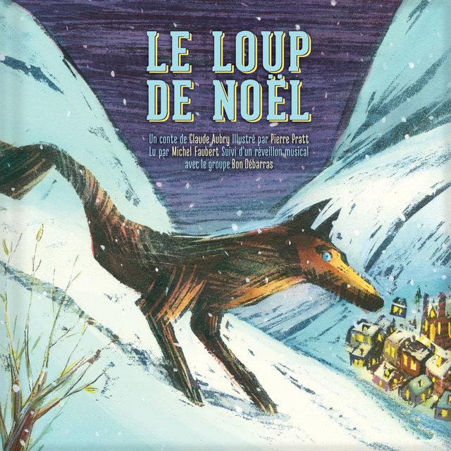 Couverture de Le loup de Noël