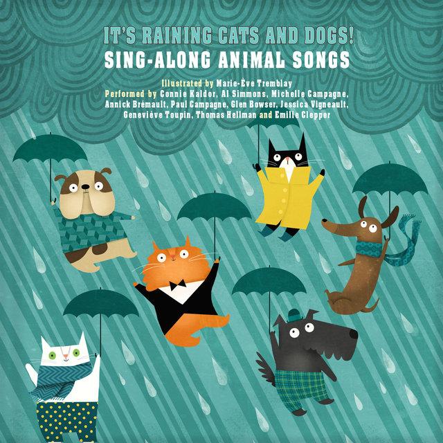 Couverture de It's Raining Cats and Dogs