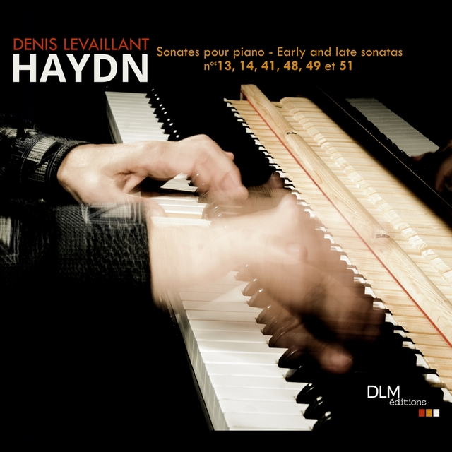 Denis Levaillant - Haydn: Sonates pour piano