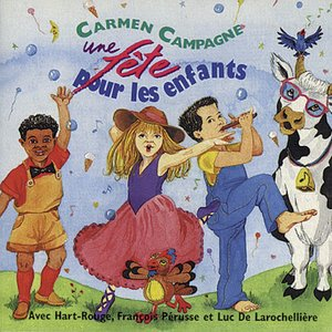 Une fête pour les enfants | Carmen Campagne