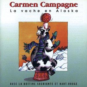 La vache en Alaska | Carmen Campagne