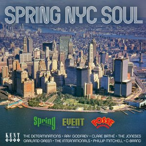 Spring NYC Soul | The Internationals