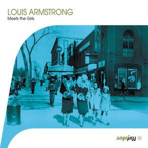 Saga Jazz: Meets The Girls | Louis Armstrong