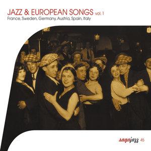 Saga Jazz: Jazz & European Songs, Vol. 1 (France, Sweden, Germany, Austria, Spain, Italy) | Stéphane Grappelli
