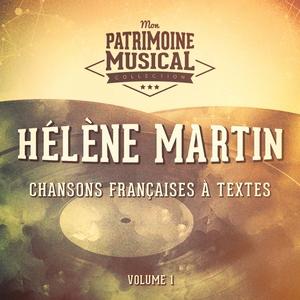 Chansons françaises à textes : hélène martin, vol. 1 | Hélène Martin