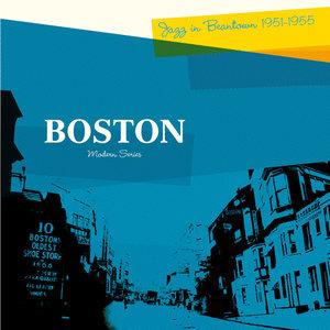 "Saga Jazz: Boston ""Jazz in Beantown 1951-1955"" (Modern Series) | Harry Carney with Strings"