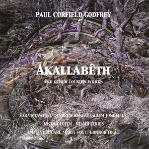 Corfield Godfrey: Akallabêth and Other Tolkien Works | Connor Fogel