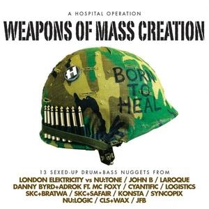 Weapons of Mass Creation | Logistics