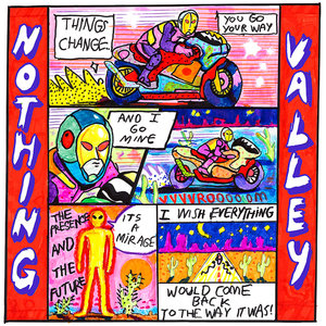 Nothing Valley | Melkbelly