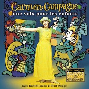 Une voix pour les enfants | Carmen Campagne