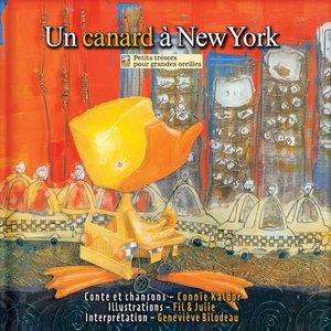 Un canard à New York | Geneviève Bilodeau
