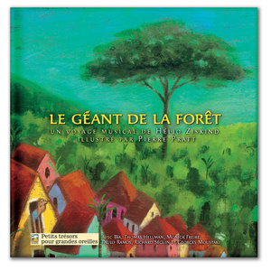Le géant de la forêt   Georges Moustaki