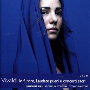 Vivaldi: In furore   Sandrine Piau