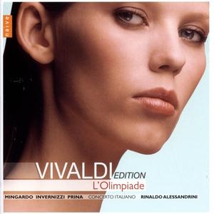 Vivaldi: L'Olimpiade, Extraits   Rinaldo Alessandrini