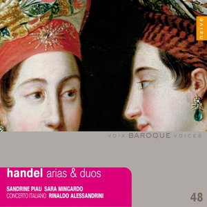 Handel: Arias & Duos   Sandrine Piau
