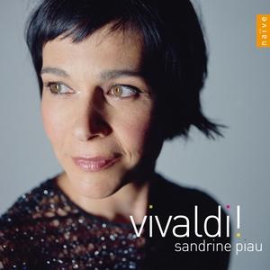 Antonio Lucio Vivaldi: Airs d'opéra et musique sacrée (Extraits de La fida ninfa, Atenaide, La Silvia...)   Sandrine Piau