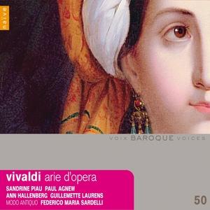Vivaldi: Arie d'opera   Sandrine Piau