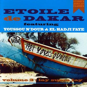 Volume 3 - Lay Suma Lay | Etoile de Dakar
