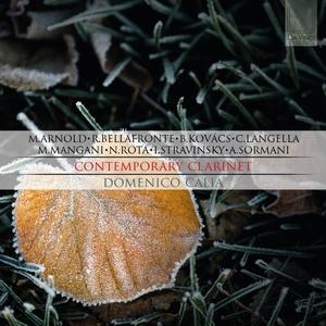 Works for Contemporary Clarinet | Domenico Calia