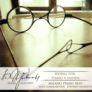 Works for Piano 4 Hands | Milano Piano Duo